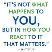 Habit 1: Be Proactive