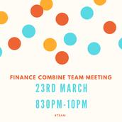 Combine Meeting Reminder