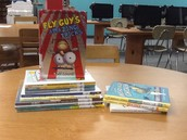 13 New Picture Books & Beginning Readers!