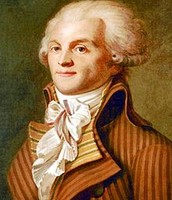 Maximillen Robespierre