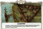 jamestown year established