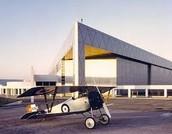 more aerospace museam