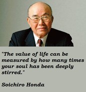 Soichiro Honda's life;how did Honda sloved his problem