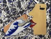 Pollock/Hokusai