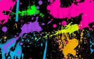 Neon colors!