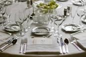Senior Etiquette Dinner