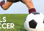 Soccer girls.