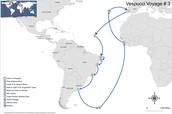 Vespucci's Voyages