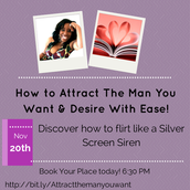 Lillian Ogbogoh, the Sensuality Discovery Specialist