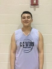 "Chris Ibarra ""Player Of The Week"""