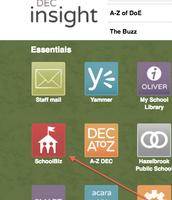 Add Schoolbiz to your portal