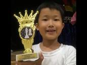 Chess winner!