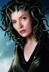 Medusa's hair