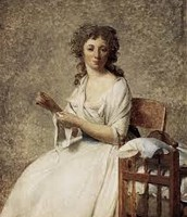 Ritratto di Madame Pastoret, David, 1791-92