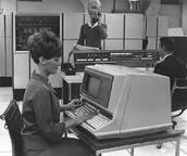 Первые компьютерные аппараты
