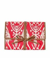 Bring It Roll - Red Ikat