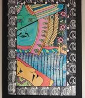 """Burnt Cards"", by Katelyn Engebretsen"