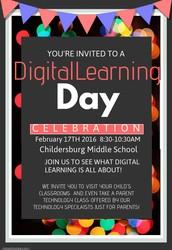 Digital Learning Day 2016