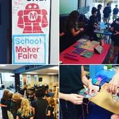 1st School Maker Faire: SGCS