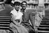 Audrey and Gregory