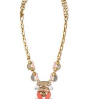 Pop Geo Pendant Necklace