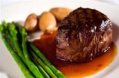 La steak