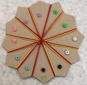Zahra's Circular Weaving