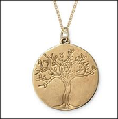 Bronze Tree of Life Necklace - $35 (Retired)