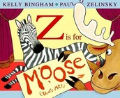 Book of the Week: Z is for Moose