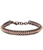 Rose Gold Cupchain Bracelet*