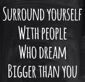 Surround Yourself with People