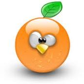 #3 Orange people
