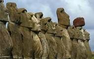 Moai Wall