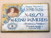 Don Narciso Martínez  Izquierdo