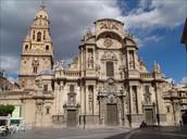 Santa Iglesia Catedral de Santa María, Murcia.