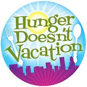 Hunger Doesn't Take a Vacation!