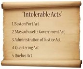 Intolerable Act