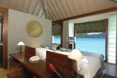 Room at Bora Bora Resort and Thalasso Spa