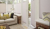 Conservatory Roof Blinds. All Year-Round Enjoyment of Your Conservatory