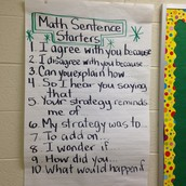 How To Get Accountable Talk Started In Math