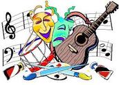 Art/drama/music teacher