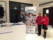 Rosario en el I Congreso Argentino de Turismo Médico Internacional