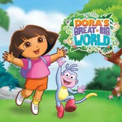 Dora's Great Big World!