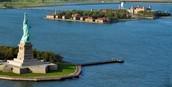 Battery Park-Statue of Liberty/Ellis Island