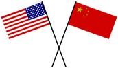 Vein Diagram- China and United States