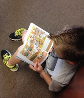 We love graphic novels!