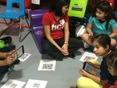 iPads and Literacy Night
