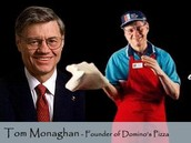 Problem and Solution Tom Monaghan