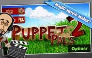 Puppet Pals 2 iPad app