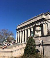 Columbia University-Low Library